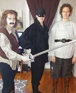 The Brute Squad Homemade Costume