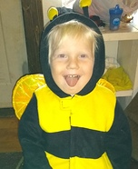 The Bumble Bee Costume