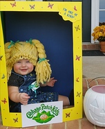 The Cabbage Patch Kid Homemade Costume