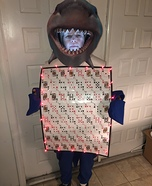 The CardShark Homemade Costume