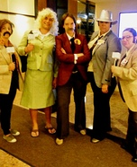 The Cast of Anchorman Costume