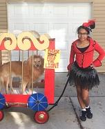 The Circus Homemade Costume