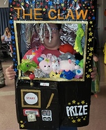 The Claw Homemade Costume