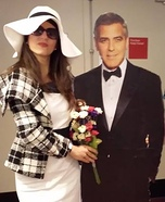 The Clooneys Homemade Costume