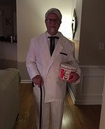 The Colonel Homemade Costume