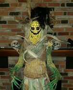 The Corn Stalk Homemade Costume