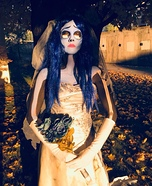 The Corpse Bride Homemade Costume