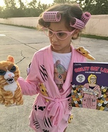 The Crazy Cat Lady Homemade Costume