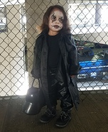 The Crow Homemade Costume