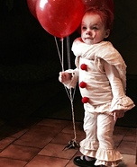 The Cutest Pennywise Homemade Costume