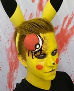 The Dangers of Pokemon Go Homemade Costume