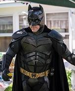The Dark Knight Homemade Costume