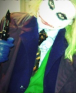 Women's The Dark Knight Joker Costume