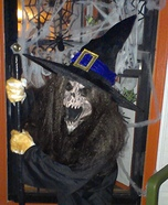 The Dark Wizard of Mayfair Homemade Costume