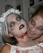 The Dead Bride Homemade Costume