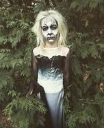 The Dead Bride Child Homemade Costume