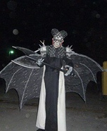 The Demon Homemade Costume
