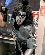 The Demon / Gene Simmons Homemade Costume