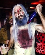 The Devil's Rejects Otis B. Driftwood Homemade Costume