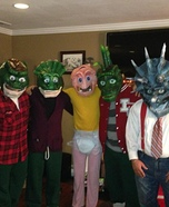 The Dinosaurs Costume
