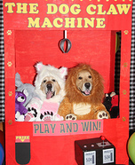 The Dog Claw Machine Homemade Costume