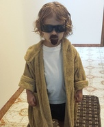 The Dude Homemade Costume