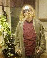 The Dude Homemade Costume