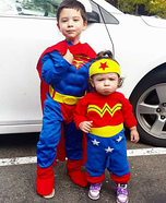 The Dynamic Duo Costume