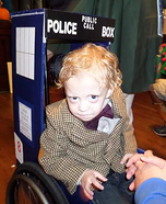The Eleventh Doctor Homemade Costume