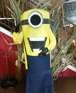 The Environment Friendly Minion Homemade Costume