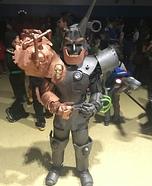 The Evil Tin Man Homemade Costume