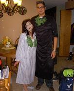 The Exorcist Couple Halloween Costume