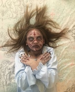 The Exorcist Reagan Homemade Costume