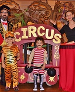 The Family Circus Homemade Costume
