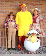 Family costume ideas - The Family Farm Costume