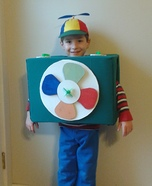 The Fan Homemade Costume
