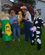 The Farm Family Costume