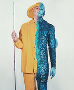 The Fisherman Homemade Costume