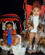 The Flintstones Homemade Costume