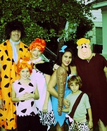 The Flintstones Family Costume Ideas