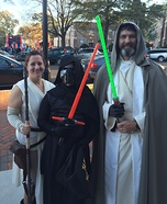 The Force Awakens Homemade Costume