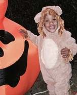 The Friendly Lion Costume