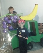 The Fruit Control Homemade Costume