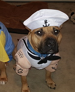 The Furry Crew Dogs Homemade Costume
