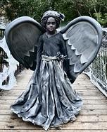 The Garden Angel Homemade Costume