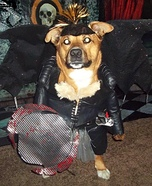 The Gatekeeper Dog Homemade Costume