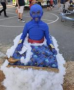 The Genie Homemade Costume