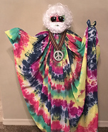The Ghost of Jerry Garcia Homemade Costume