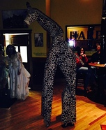 The Giraffe Homemade Costume