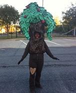 The Giving Tree Homemade Costume